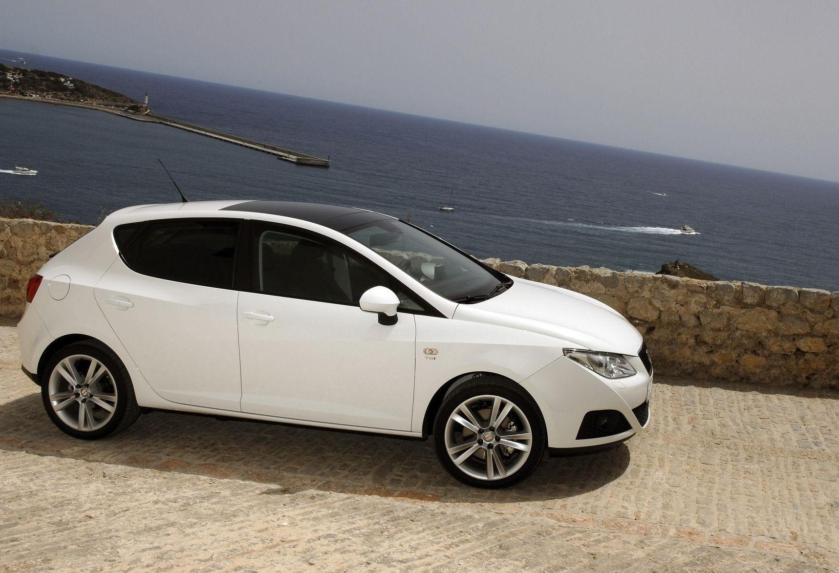 white Ibiza image